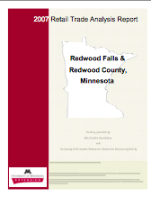 Thumbnail Image For Redwood County/Redwood Falls Retail Trade Analysis - 2003 - Click Here To See