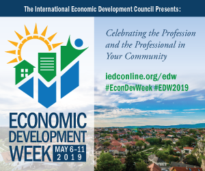 Recognizing Economic Developers in May Photo - Click Here to See
